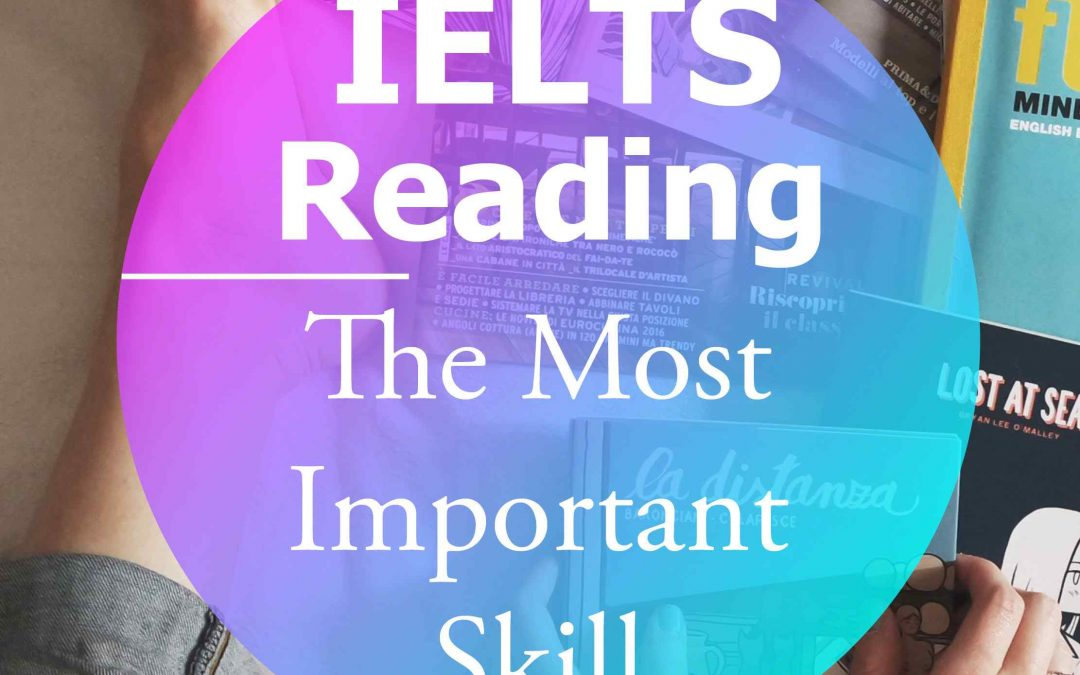 The Most Important Skill to Improve your IELTS Reading Score
