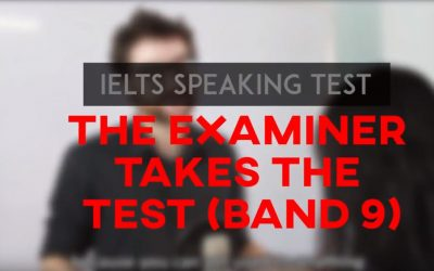 IELTS Speaking Sample Test with Dave: IELTS Examiner (Band 9)