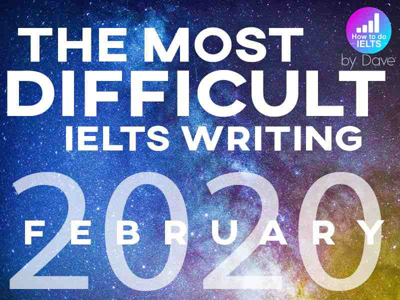 The Most Difficult IELTS Writing February 2020: Living on Other Planets (Real Past IELTS Tests/Exams)