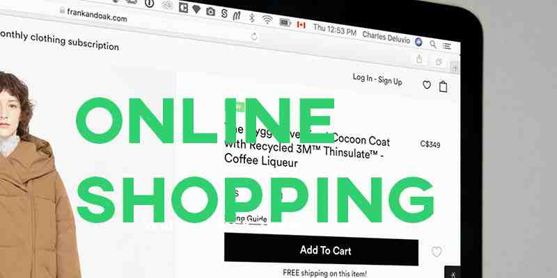 IELTS Writing Task 2 Sample Answer: Online Shopping (Real Past IELTS Test/Exam)