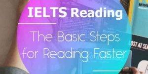 IELTS Reading Steps