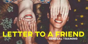 Letter to a Friend IELTS General Training