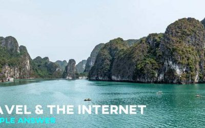 IELTS Writing Task 2 Sample Answer: The Internet & Travel (Real IELTS)