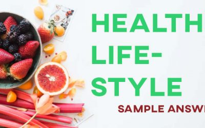 IELTS Writing Task 2 Sample Answer: Healthy Lifestyle (General Training)