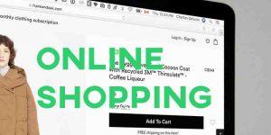 IELTS writing task 2 online shopping