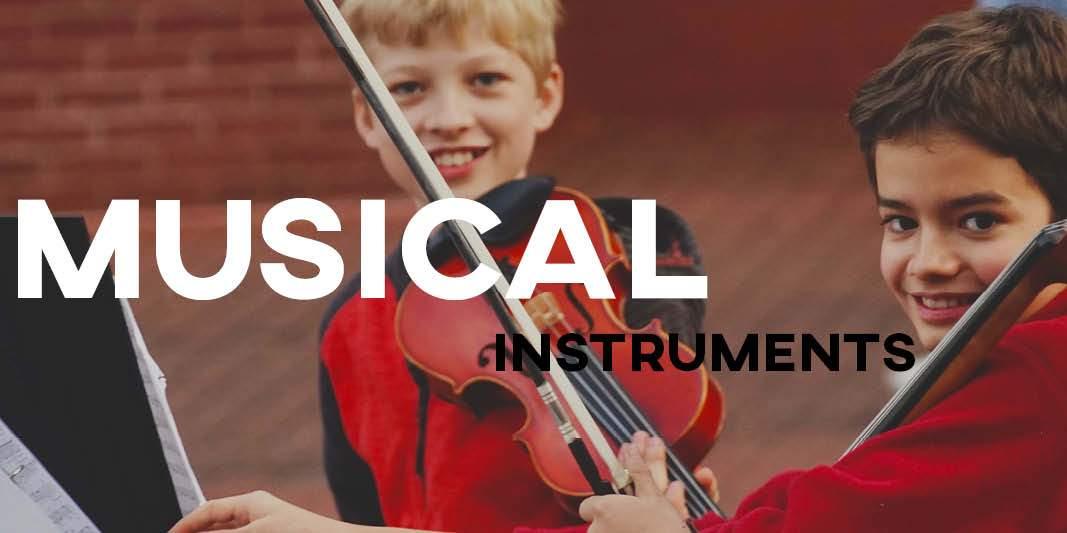IELTS Essay: Musical Instruments
