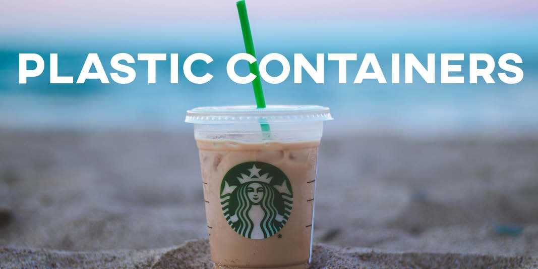 IELTS Essay: Plastic Containers