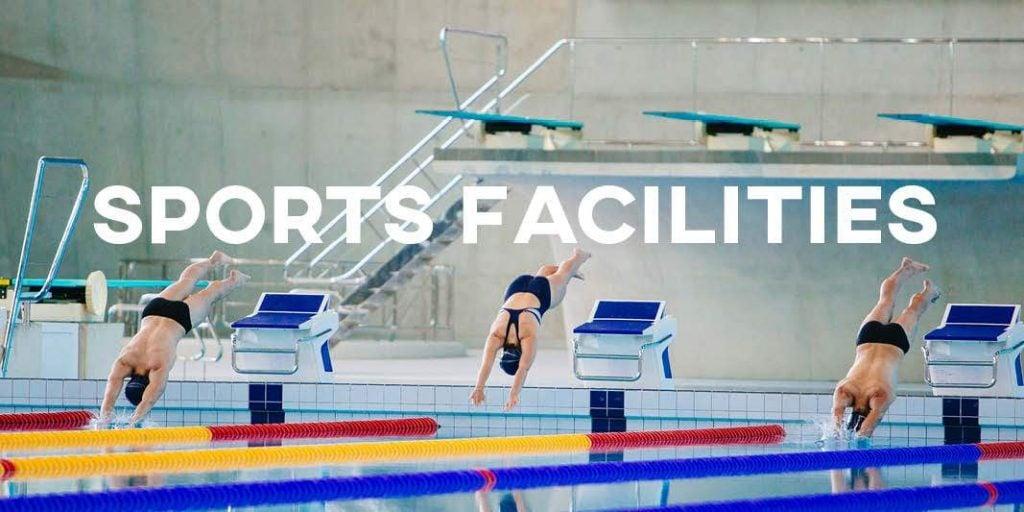 IELTS Essay: Sports Facilities