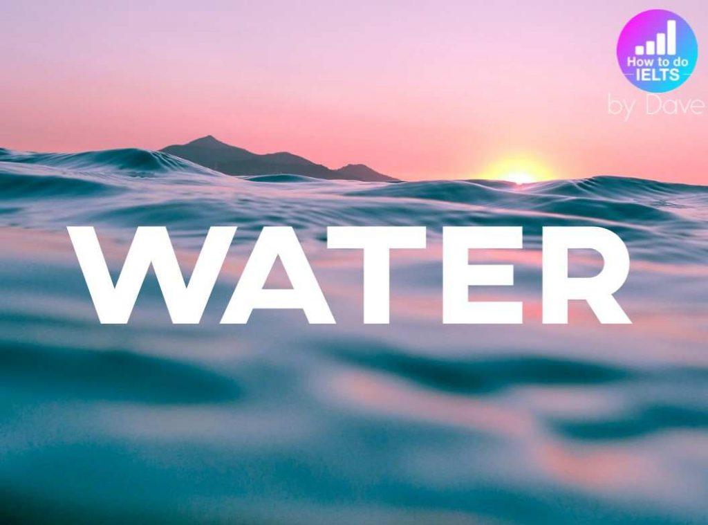 IELTS Essay: Water Scarcity