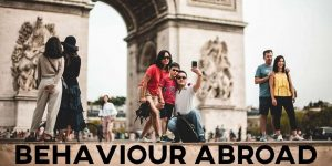 ielts essay behaviour abroad