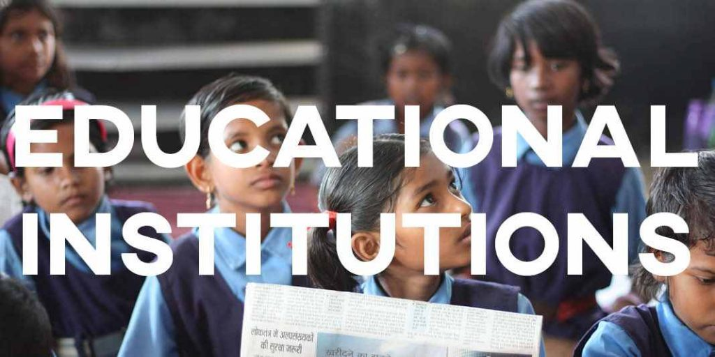 IELTS Essay: Educational Institutions