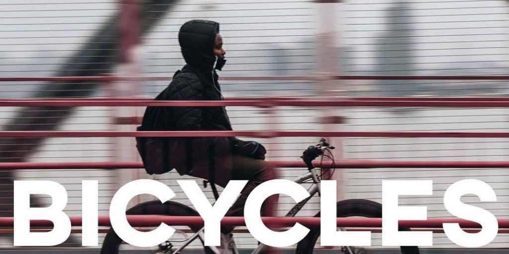 IELTS Essay: Bicycles