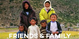 ielts essay friends family