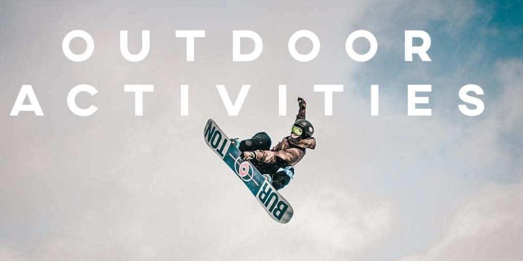 IELTS Essay: Outdoor Activities
