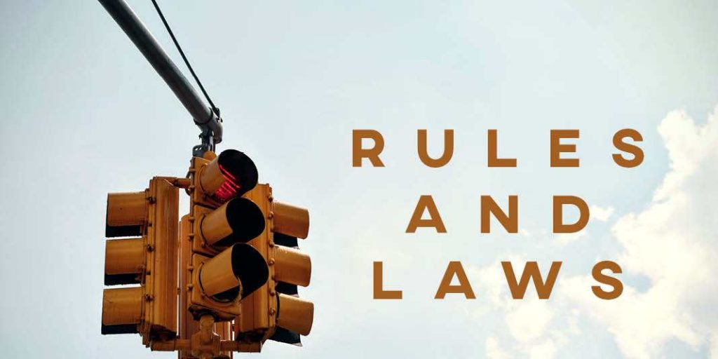 IELTS Essay: Rules and Laws