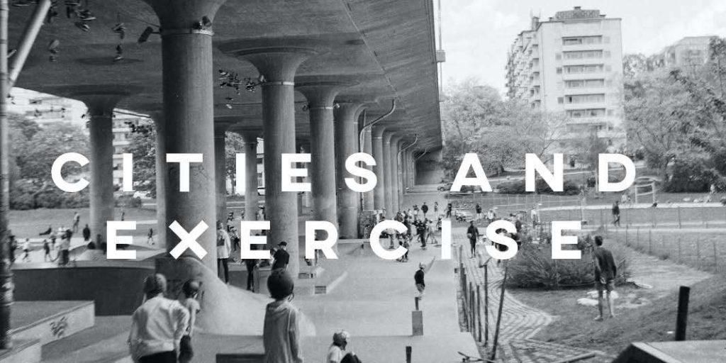 IELTS Essay: Cities and Exercise