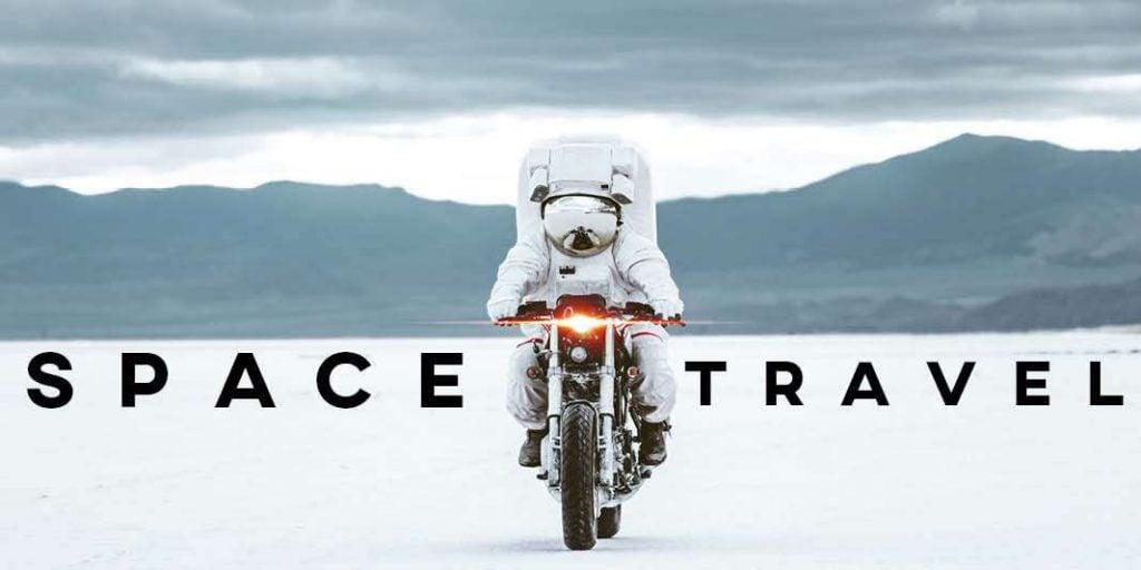 IELTS Essay: Space Travel
