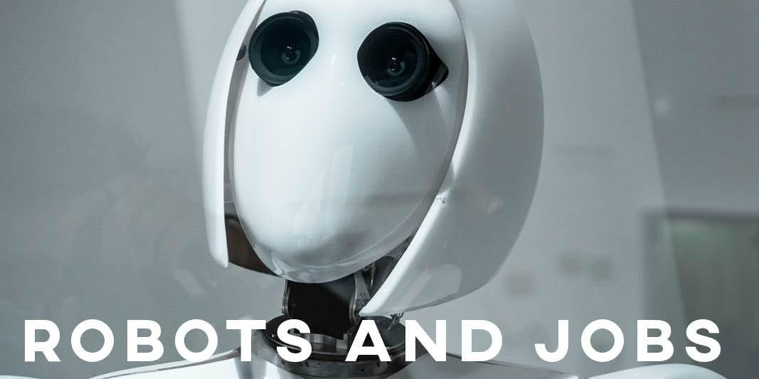 IELTS Essay: Robots and Jobs
