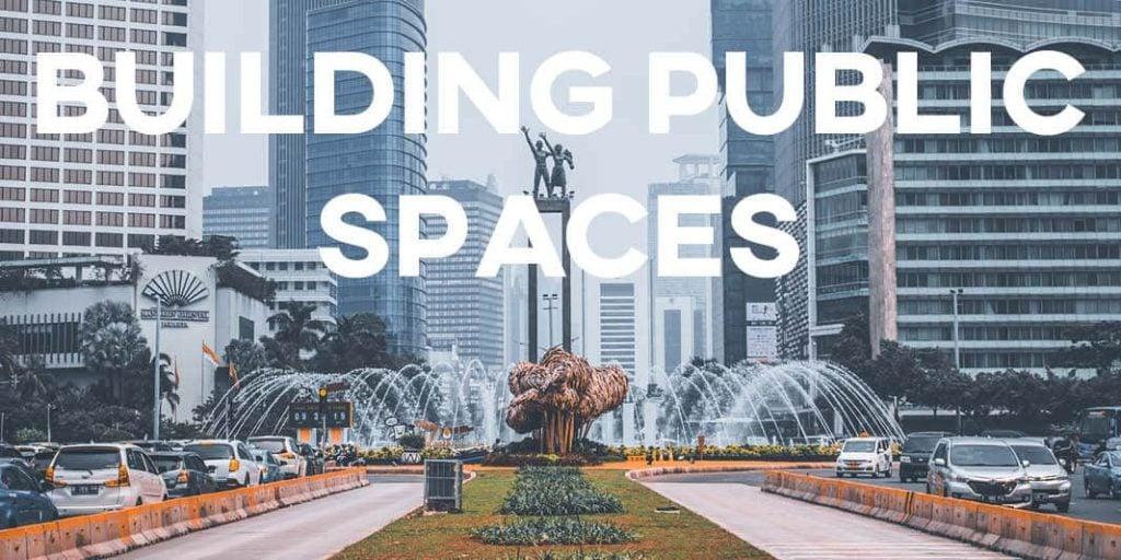 IELTS Essay: Building Public Places