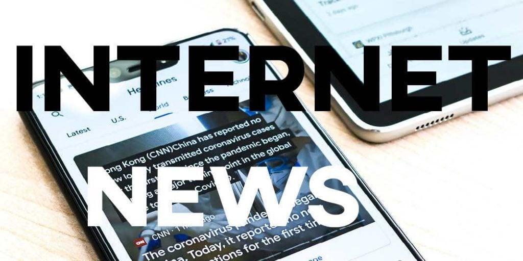 IELTS Essay: Internet News