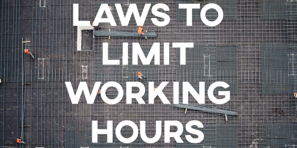 IELTS Essay: Laws to Limit Working Hours