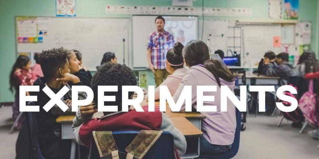 IELTS Essay: Experiments