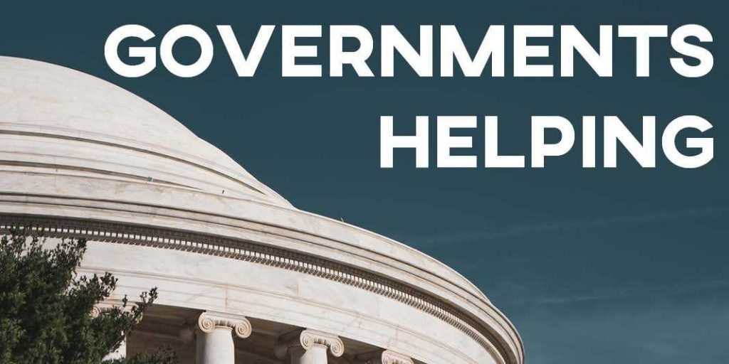 IELTS Essay: Governments Helping