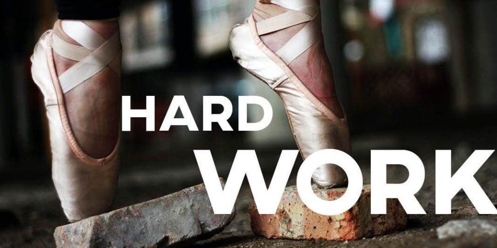 IELTS Essay: Hard Work