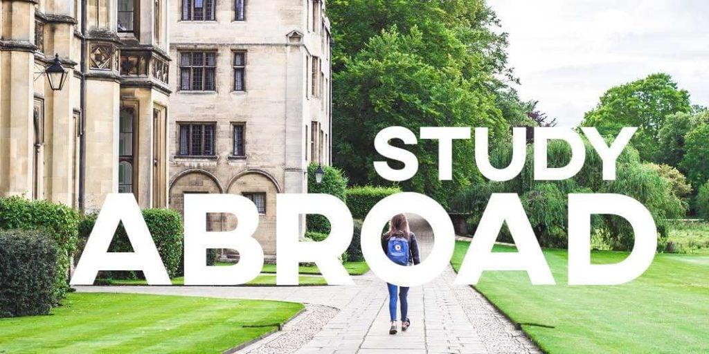 IELTS Essay: Study Abroad
