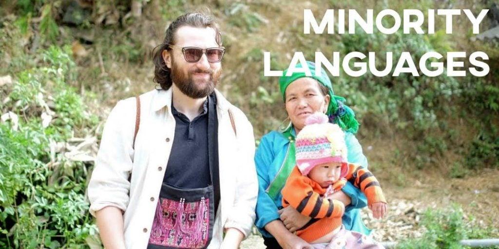 IELTS Essay: Minority Languages