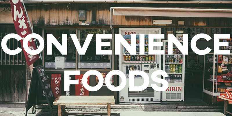 IELTS Essay: Convenience Foods