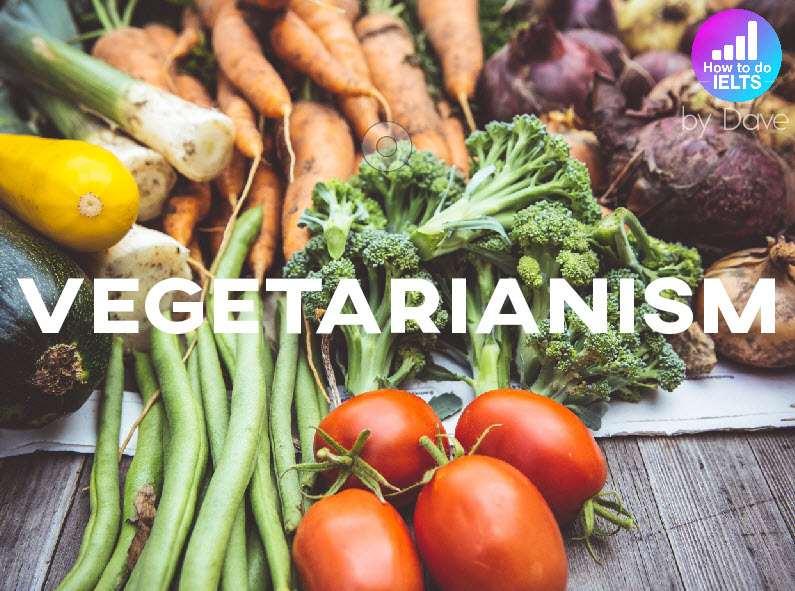 IELTS Essay: Vegetarianism