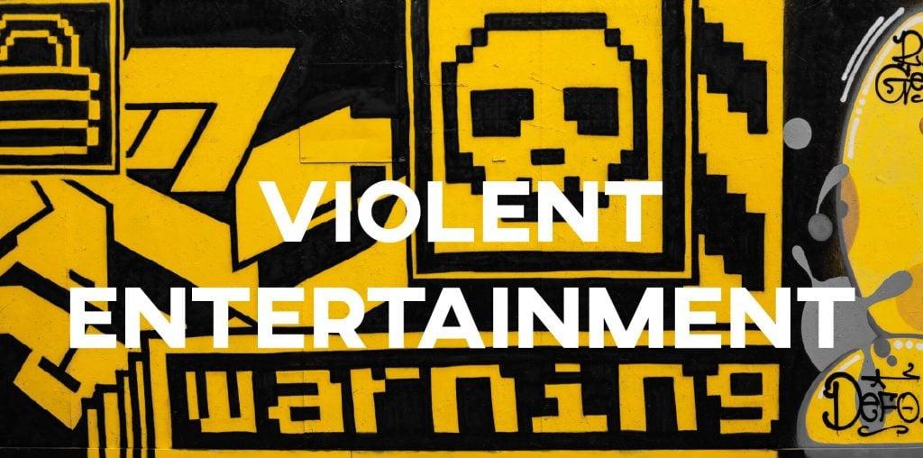 IELTS Essay: Violent Entertainment (Games and Movies)