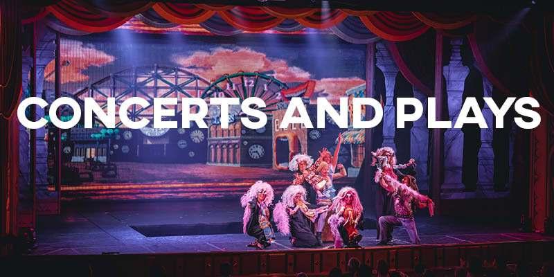 IELTS Essay: Concerts and Plays