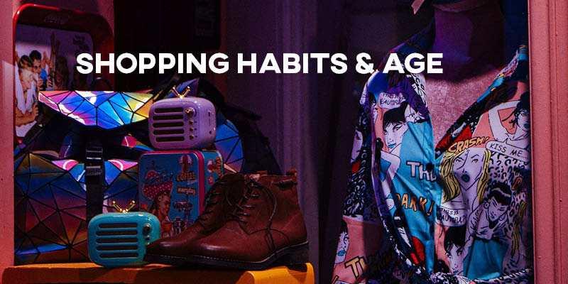 IELTS Essay: Shopping Habits & Age