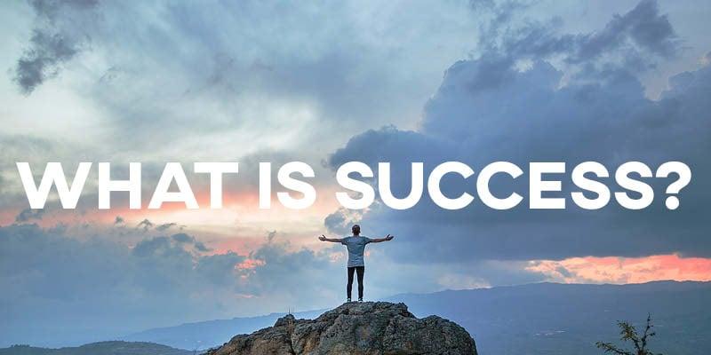 IELTS Essay: Success