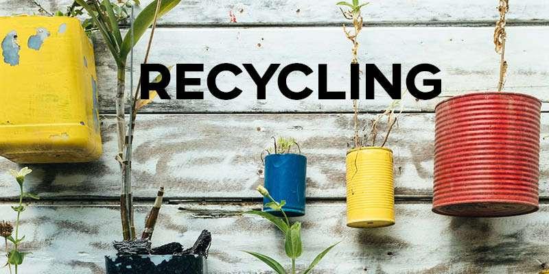 IELTS Essay: Recycling