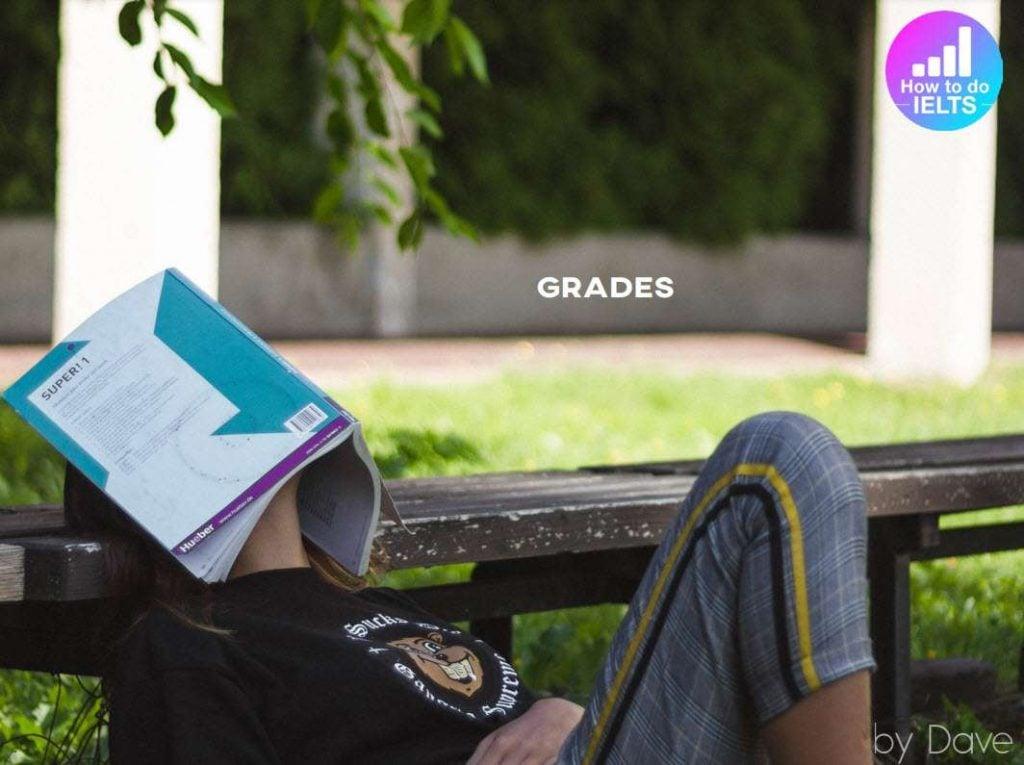 IELTS Essay: Grades and Testing