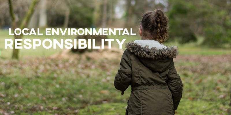 IELTS Essay: Local Environmenal Responsibility